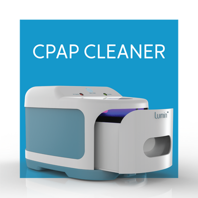 CPAP Cleaner and CPAP Sanitizer - Carex Health Brands
