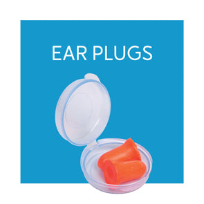 Ear Plugs for Sleeping - Carex Health Brands