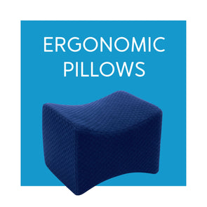 Ergonomic Support Pillows and Cushions - Carex Health Brands