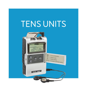 TENS Units - Carex Health Brands