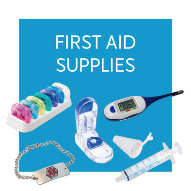 First Aid Supplies and Accessories - Carex Health Brands
