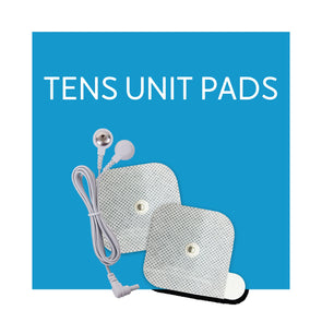 TENS Unit Electrical Stimulation Pads - Carex Health Brands
