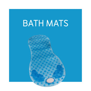 Non Slip Safety Bath Mats - Carex Health Brands