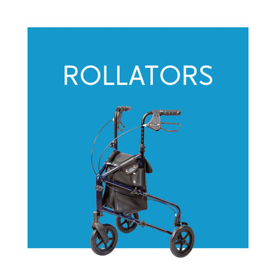 Rollators and Walkers - Carex Health Brands
