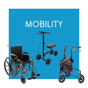 Mobility Aids, Products and Accessories