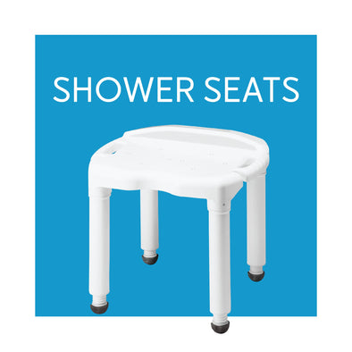 Shower Seats and Benches - Carex Health Brands