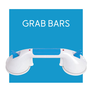 Toilet, Shower, and Bathtub Safety Grab Bars - Carex Health Brands