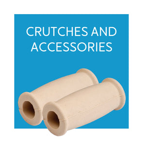 Walking Crutches and Crutch Accessories - Carex Health Brands