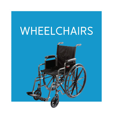 Wheelchairs - Carex Health Brands
