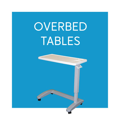 Adjustable Overbed Tables - Carex Health Brands