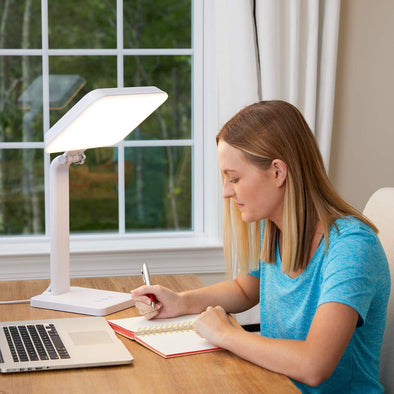 Seasonal Affective Disorder Lamps - Carex Health Brands