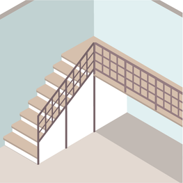 Are the stairs easy to climb? How steep are they? Is there a bar to grab on to? If mobility is a big challenge, consider installing a stairlift. You can find a review of the best stairlifts here. If there are smaller steps through the house or outside, ramps provide an excellent solution for easy access.