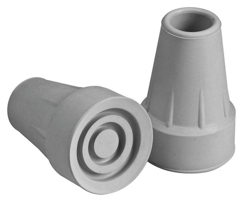 Replacement crutch tips