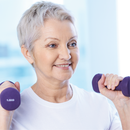 Exercise regularly to keep arthritis pain down