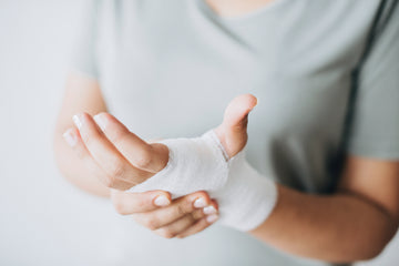 Serotonin for wound recovery