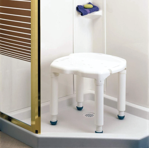 What is a shower seat?