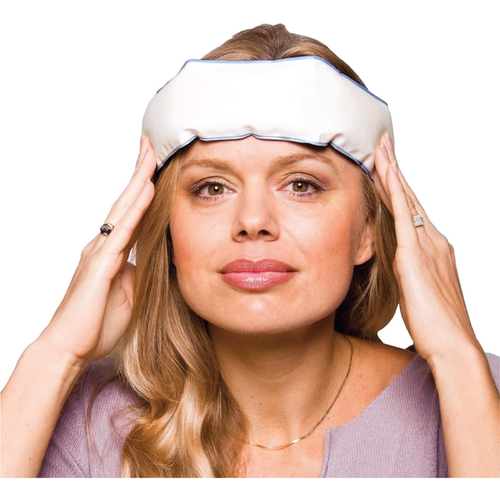 Relief band for headaches