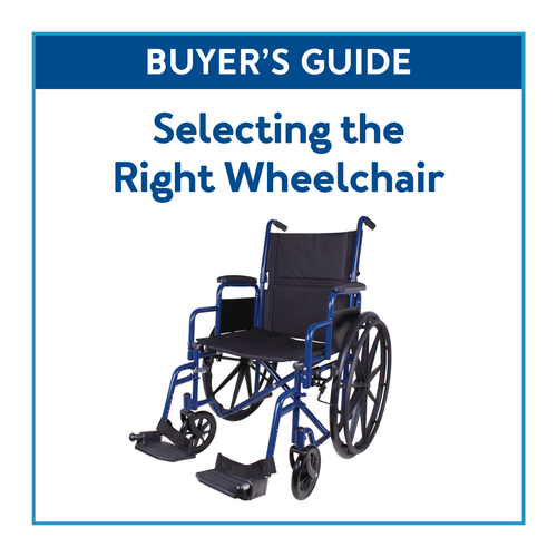 Buyer's Guide: Selecting the Right Wheelchair