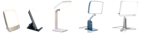 Selecting a Bright Light Therapy Lamp