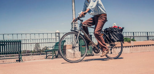 Cycling for arthritis pain relief