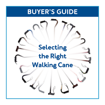 Buyer's Guide Selecting the Right Walking Cane