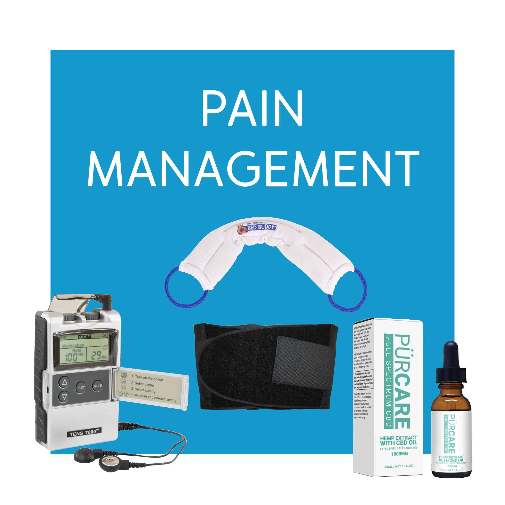 Pain Relief Products