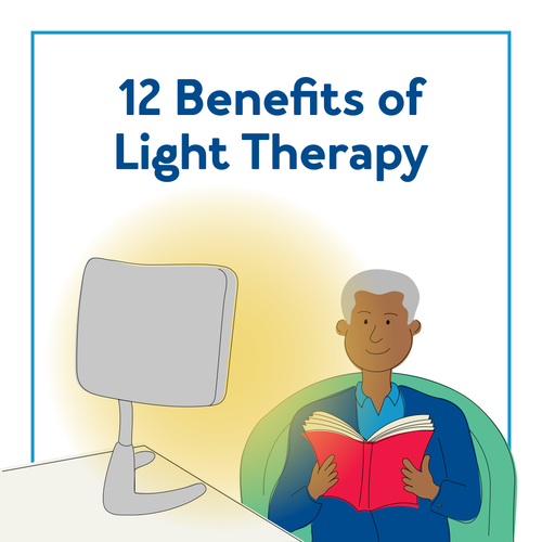 12 Benefits of Light Therapy