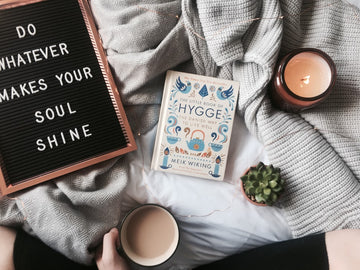 Hygge takes away the key causes of winter blues including stress, agitation, and more.