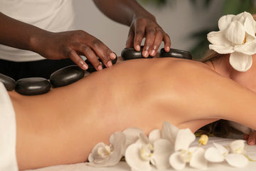 Massages can increase serotonin levels by as much as 30%