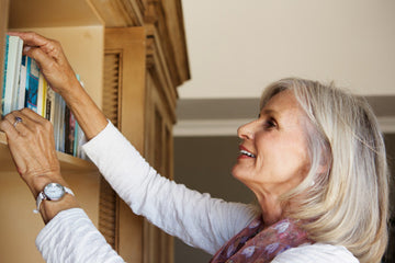 Home safety for seniors: Put essential items in easy to reach places