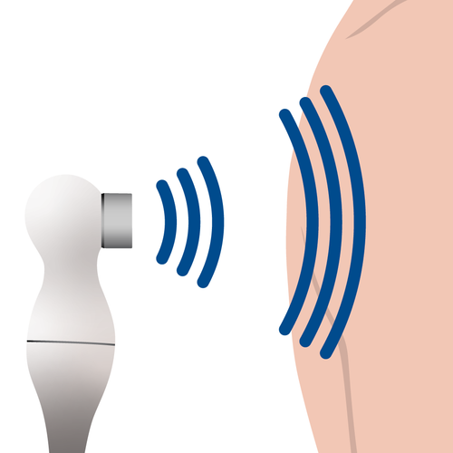 Mechanical Ultrasound Therapy