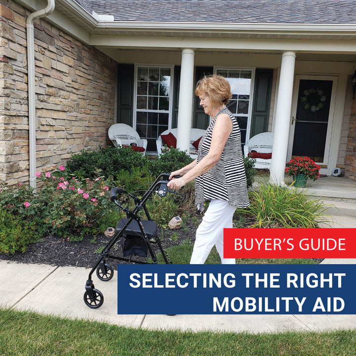 Buyer's Guide Selecting the Mobility Aid
