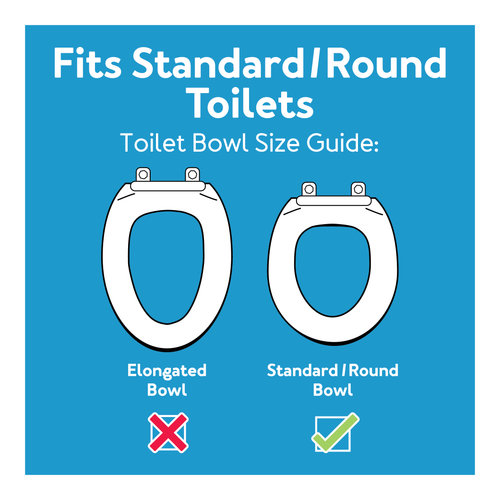 Rise up toilet seat with padded armrests