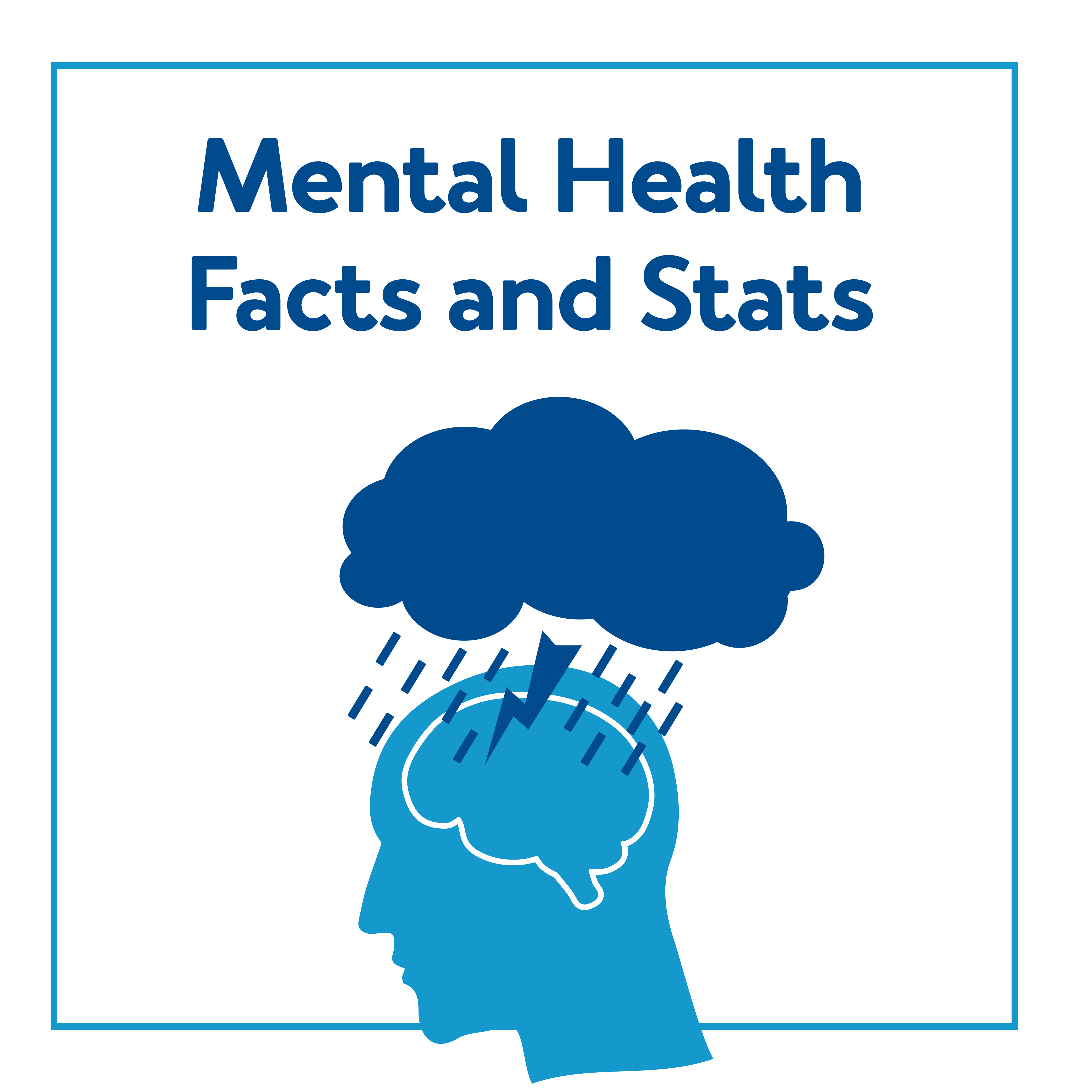 Mental Health Facts and Statistics