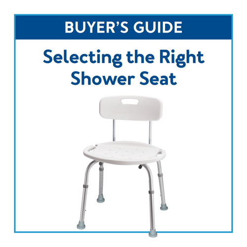 Buyer's Guide: Selecting the Right Shower Seat