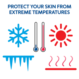 Protect your skin from extreme conditions