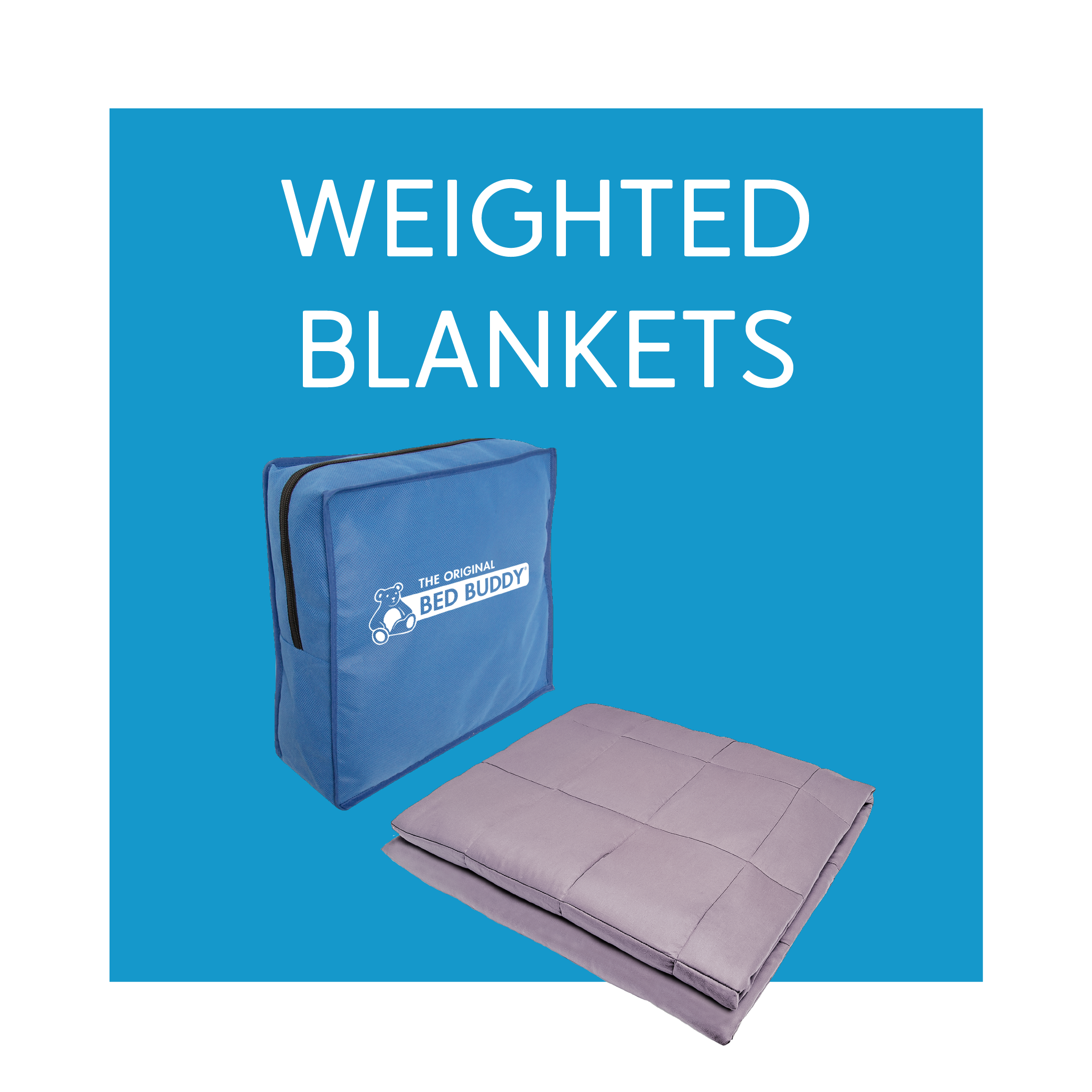 Weighted Blankets for Anxiety