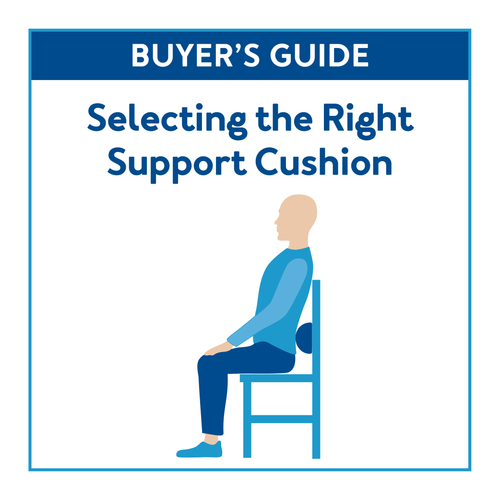 Selecting the Right Support Cushion