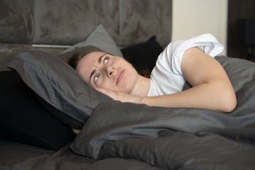 Avoid Discussing Stressful Topics Before Bed