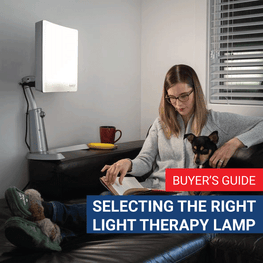 Buyer's Guide: Selecting the Right Light Therapy Lamp