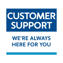 Need help? Contact our customer support team for help.