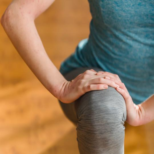 How to Relieve Inner Knee Pain