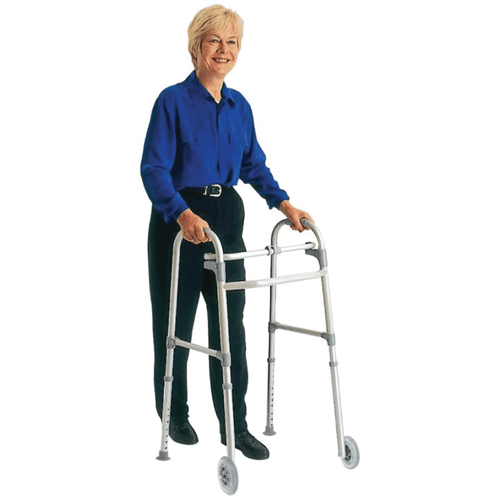 Carex mobility walker with wheels