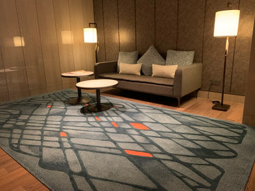 How to help seniors age in place: Secure rugs