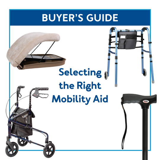 Mobility Aid Buyer's Guide
