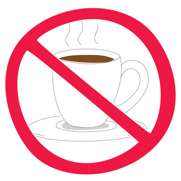 Sleep tips: Caffeine stimulates your nervous system and can cause you not to sleep.