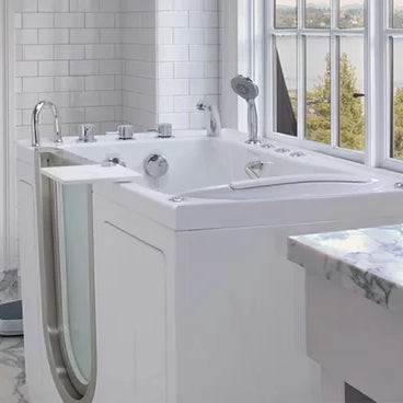 Install the right bath/shower