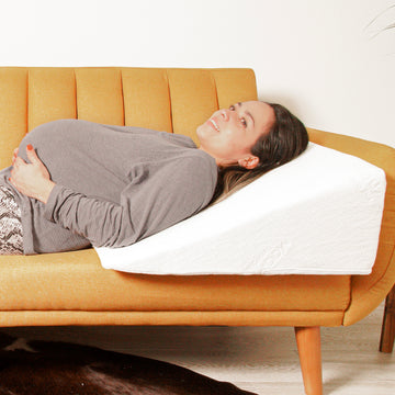 Maternity wedge pillow