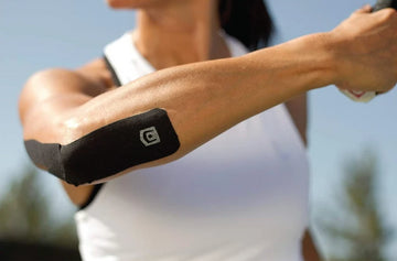 Kinesiology tape to prevent fatigue
