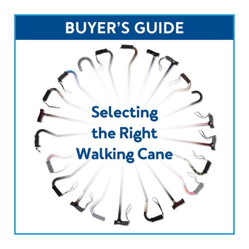Selecting the right cane